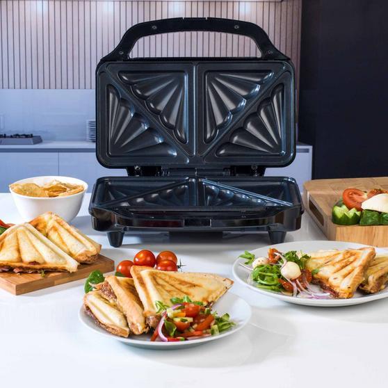 Beldray Deep Fill Sandwich Toaster, 900 W Thumbnail 2