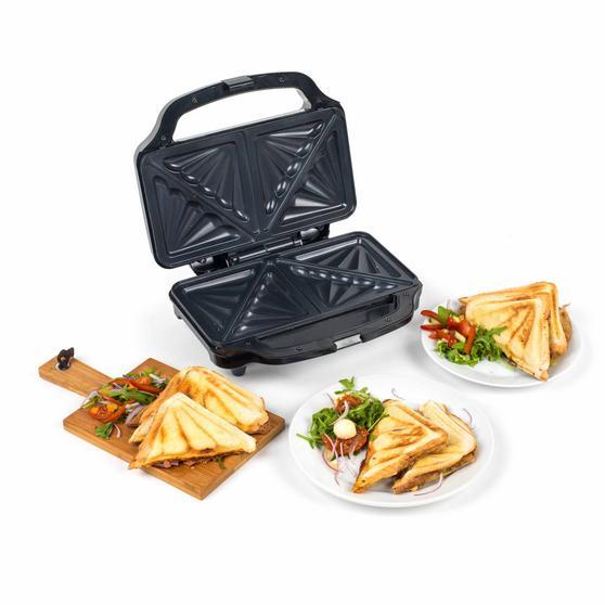 Beldray Deep Fill Sandwich Toaster, 900 W Thumbnail 6