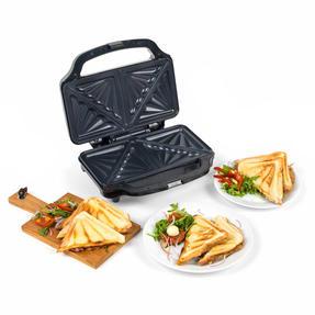Beldray EK2017SBGP Deep Fill Sandwich Toaster, 900 W Thumbnail 1