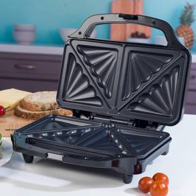 Beldray EK2017SBGP Deep Fill Sandwich Toaster, 900 W Thumbnail 6
