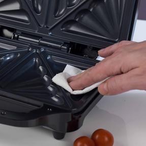 Beldray EK2017SBGP Deep Fill Sandwich Toaster, 900 W Thumbnail 7