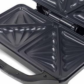 Beldray EK2017SBGP Deep Fill Sandwich Toaster, 900 W Thumbnail 9