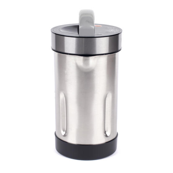 Beldray Stainless Steel Healthy Soup Maker, 1.6L Thumbnail 3