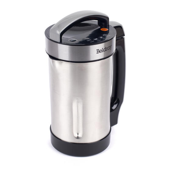 Beldray Stainless Steel Healthy Soup Maker, 1.6L Thumbnail 4