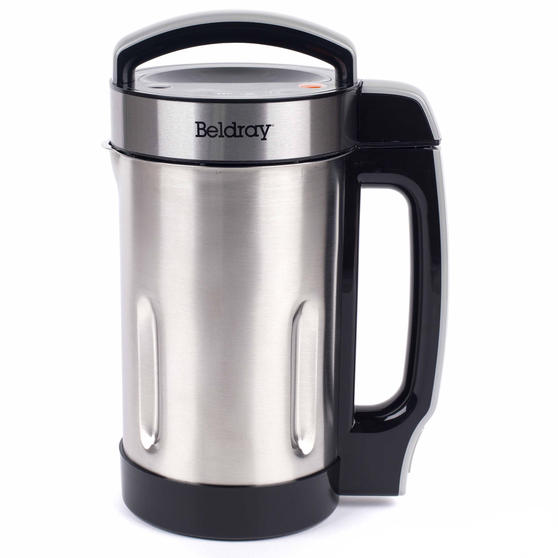 Beldray Stainless Steel Healthy Soup Maker, 1.6L Thumbnail 2
