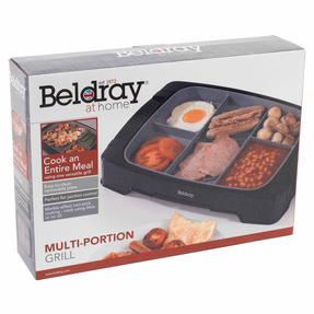 Beldray EK2646BGP Multi-Portion 5-in-1 Grill with Non-Stick Marble Coating Thumbnail 12