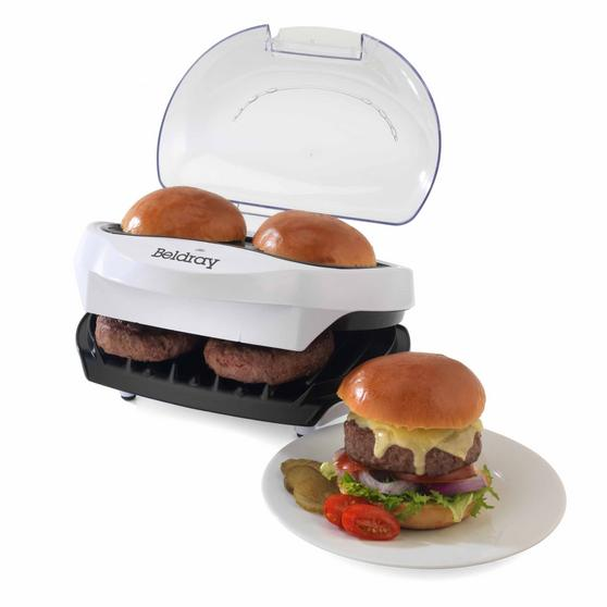Beldray Burger Multi Grill, 800 W Thumbnail 2