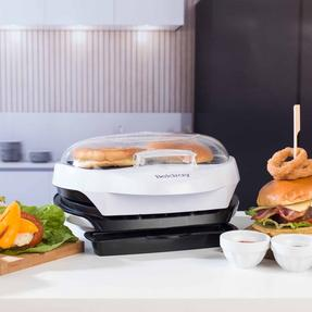 Beldray EK2740BGP Burger Multi Grill, 800 W Thumbnail 4