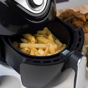 Beldray EK2818BGP Large Healthy Air Fryer with 30 Minute Timer, 3.2 Litre, Black Thumbnail 9