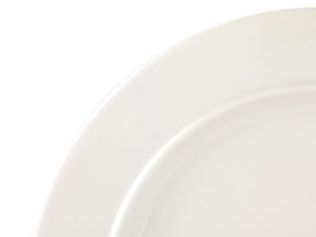 Alessi La Bella Tavola Porcelain 4-Place Setting Breakfast and Dinner Dining Set Thumbnail 5