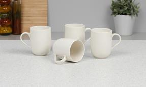 Alessi La Bella Tavola Porcelain Mugs, Set of 4 Thumbnail 2