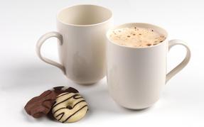 Alessi La Bella Tavola Porcelain Mugs, Set of 4 Thumbnail 6