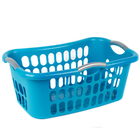 Beldray Hip Hugger Laundry Baskets, Set of 2