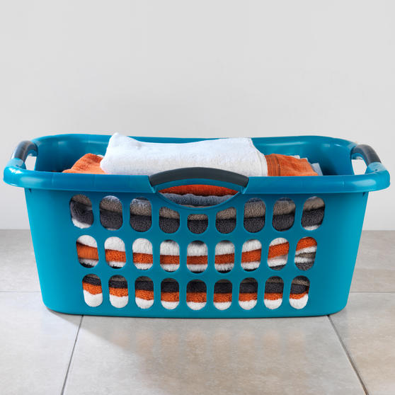 Beldray Hip Hugger Laundry Baskets, Set of 2 Thumbnail 4
