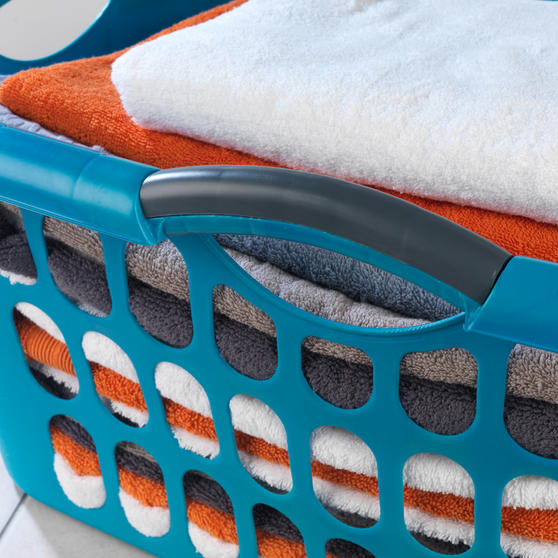Beldray Hip Hugger Laundry Baskets, Set of 2 Thumbnail 5