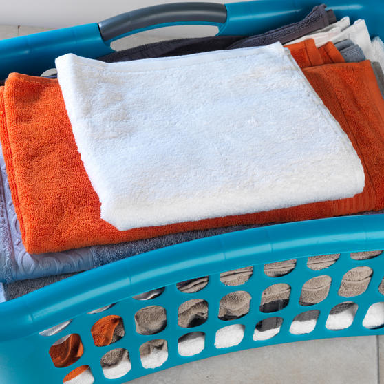 Beldray Hip Hugger Laundry Baskets, Set of 2 Thumbnail 6