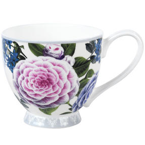 Portobello COMBO-3031 Sandringham Jayna Bone China Mug, Set of 6