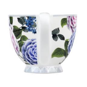 Portobello COMBO-3031 Sandringham Jayna Bone China Mug, Set of 6 Thumbnail 4
