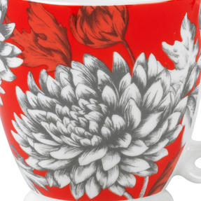 Cambridge COMBO-3044 Kensington Yumi Fine China Mug, Set of 4 Thumbnail 3