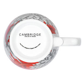 Cambridge COMBO-3044 Kensington Yumi Fine China Mug, Set of 4 Thumbnail 4