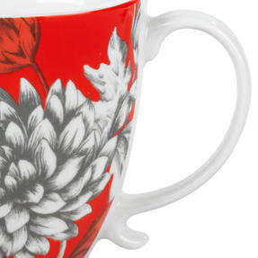 Cambridge COMBO-3044 Kensington Yumi Fine China Mug, Set of 4 Thumbnail 6