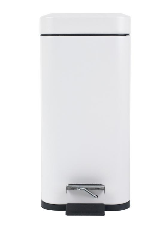 salter bw06667w rectangular kitchen bathroom pedal bin 5. Black Bedroom Furniture Sets. Home Design Ideas