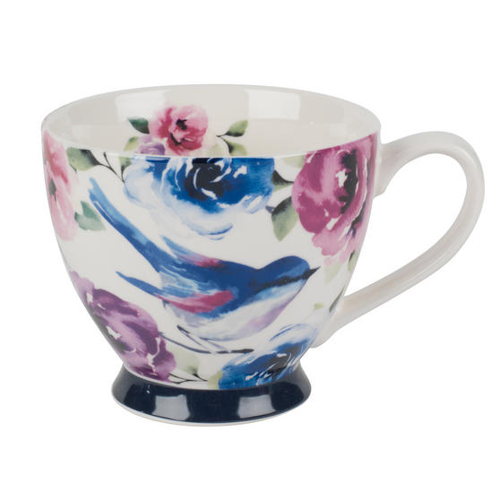 Portobello Sandringham Adeline New Bone China Mug