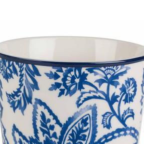 Cambridge CM06067 Lincoln Arrabella New Bone China Mug, Blue Thumbnail 2