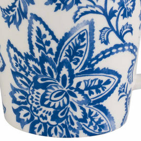 Cambridge CM06067 Lincoln Arrabella New Bone China Mug, Blue Thumbnail 4