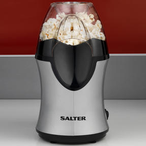 Salter Healthy Fat-Free Electric Hot Air Popcorn Maker, 1200 W Thumbnail 2