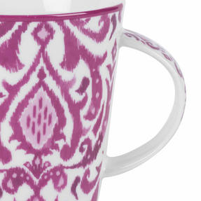 Cambridge COMBO-2262 Salma Pink Lincoln Mugs, Set of 4 Thumbnail 3