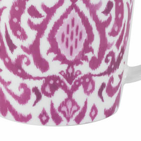 Cambridge COMBO-2262 Salma Pink Lincoln Mugs, Set of 4 Thumbnail 5