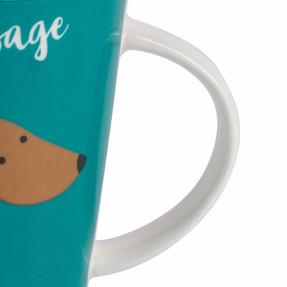 Cambridge COMBO-2266 Lincoln Hello Sausage Mugs, Set of 4 Thumbnail 4