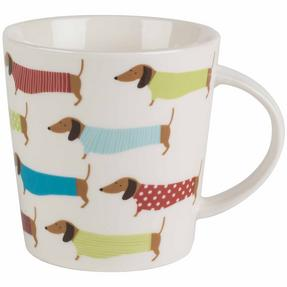 Cambridge COMBO-2267 Pop Dachshund Lincoln Mugs, Set of 6 Thumbnail 1