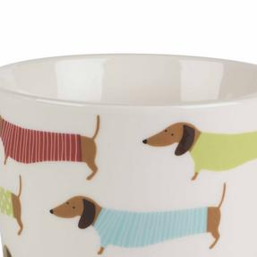 Cambridge COMBO-2267 Pop Dachshund Lincoln Mugs, Set of 6 Thumbnail 2