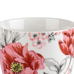 Cambridge COMBO-3042 Kensington Olivia Bright Fine China Mug, Set of 4 Thumbnail 5