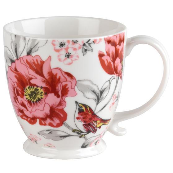Cambridge Kensington Olivia Bright Fine China Mug, Set of 6