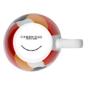 Cambridge COMBO-3047 Oxford Puppy Pal Bulldog Fine China Mug, Set of Six Thumbnail 4
