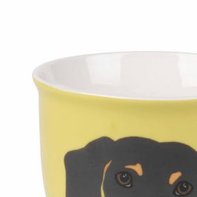Cambridge CM057081 Oxford Puppy Pal Daschund Fine China Mug, Set of Four Thumbnail 4