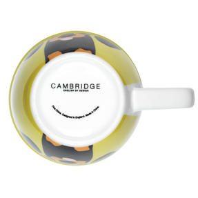 Cambridge COMBO-3049 Oxford Puppy Pal Daschund Fine China Mug, Set of 6 Thumbnail 5