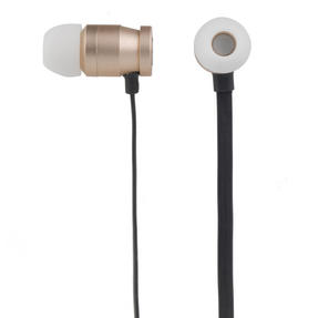 Intempo EE1777GLDRDFOB Bluetooth Magnetic Earphones, Gold Thumbnail 4