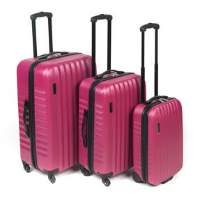 "Constellation Eclipse Hard Shell Suitcase, 20"", Pink Thumbnail 7"