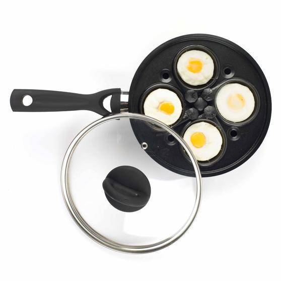 Beldray Non-Stick 4 Cup Egg Poacher Thumbnail 3