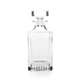 RCR COMBO-2188 Timeless Crystal Whisky Tumblers and Square Decanter, 7 Piece Thumbnail 7