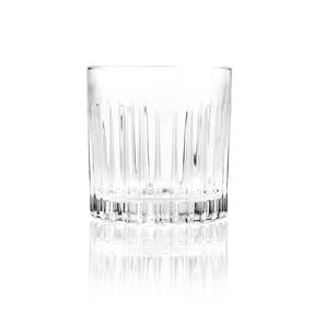 RCR COMBO-2188 Timeless Crystal Whisky Tumblers and Square Decanter, 7 Piece Thumbnail 8