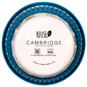 Cambridge COMBO-3077 Set of 2 A Friend Loves You Heart Bamboo Eco Travel Mug Thumbnail 6