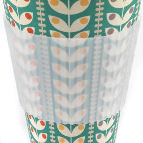 Cambridge COMBO-3080 Retro Daisy Travel Mugs Sippy Cups, Set of 2, Small/Large Thumbnail 8