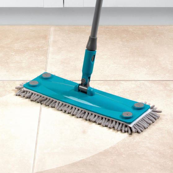 Beldray Click and Connect Telescopic Handle w/ Chenille Mop, Microfibre Mop and Duster Thumbnail 5
