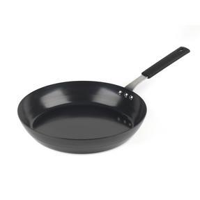 Salter COMBO-3127 Pan For Life Frying Pan Set with Pan Protectors, 24 / 28 cm, Black Thumbnail 2