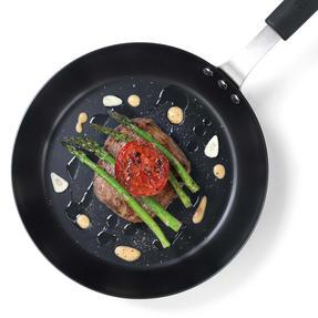 Salter COMBO-3127 Pan For Life Frying Pan Set with Pan Protectors, 24 / 28 cm, Black Thumbnail 5
